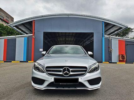 Mercedes-Benz C180 Line Auto