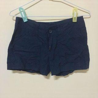 🚚 [贈]GIORDANO深藍色短褲