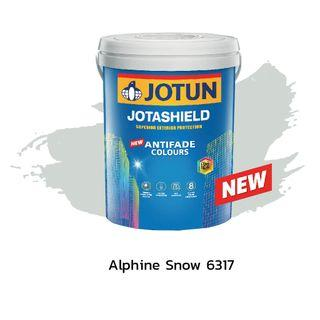 Jotun Paint Jotashield Antifade 1L, 5L, 15L