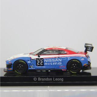 Tarmac Works - Nissan Nismo GT-R R35 GT3 Blancpain Endurance Series 2015