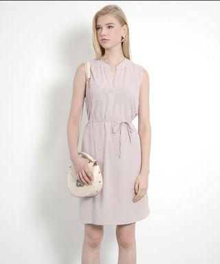 HVV Penelope shift dress (pale blue)