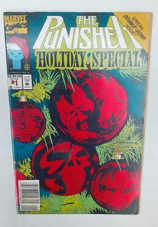The Punisher: Holiday Special #1 ( Marvel Comics )