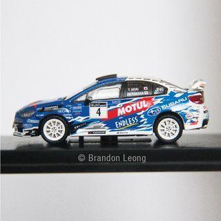 Tarmac Works - Subaru Impreza WRX STI All Japan Rally Championship 2016