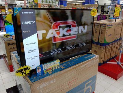 TV LED Samsung, Hanya 3 Menit.