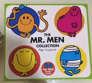 Mr. Men Story books