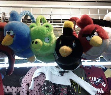 Angry birds Earmuffs (Black) 🐧