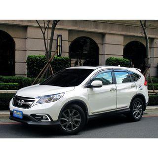 銷售NO.1休旅車 16年HONDA CR-V VTI-S頂級版 #正一手車 #全車原鈑件 #全程原廠保養