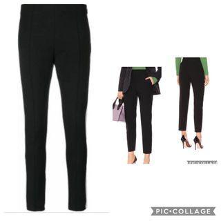 MSGM Slim Black Pants IT38 (PayMe Today $150)