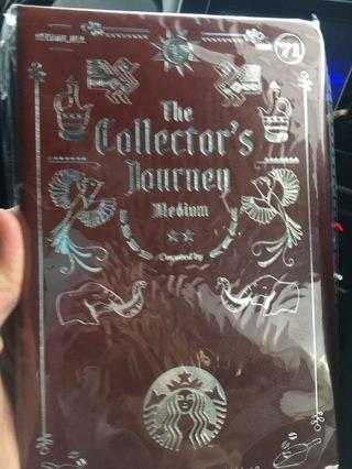 Starbucks collectors journey card album v2