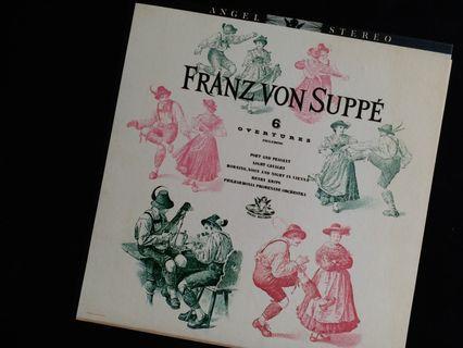 蘇培〈輕騎兵〉、〈詩人与農夫〉等6首序曲