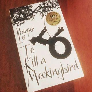 To Kill a Mockingbird by Harper Lee (50th Anniversary Special Edition)