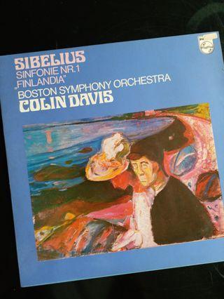 西貝流斯〈芬蘭頌〉及〈第一交響曲〉