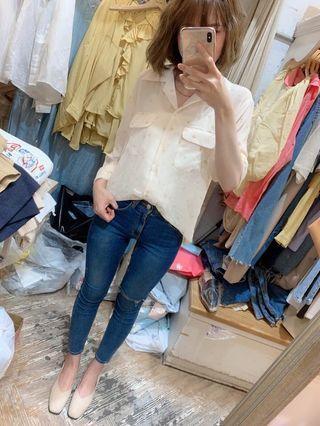 Little closet 星星襯衫