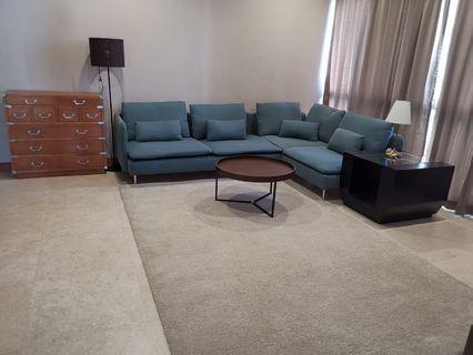 🚚 IKEA Floor Rug 2x2.7m