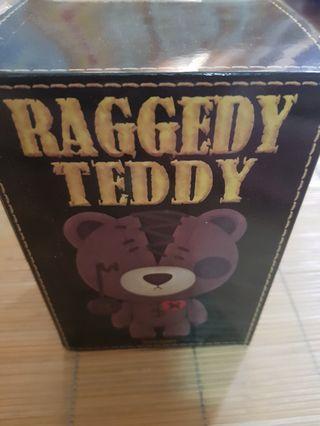 🚚 RAGGEDY TEDDY