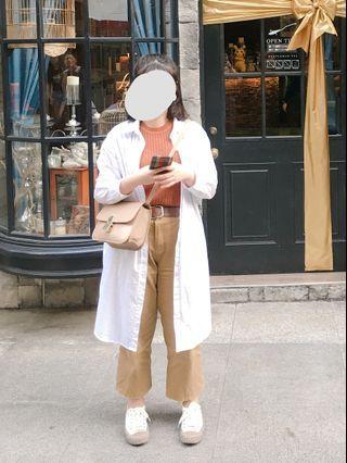 Pazzo白襯衫