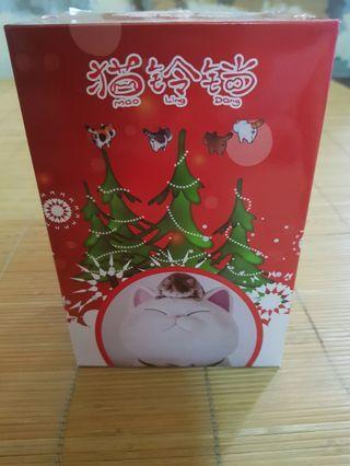 🚚 聖誕貓