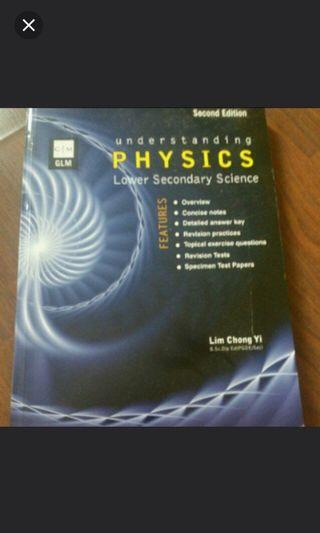 🚚 Physic revision book