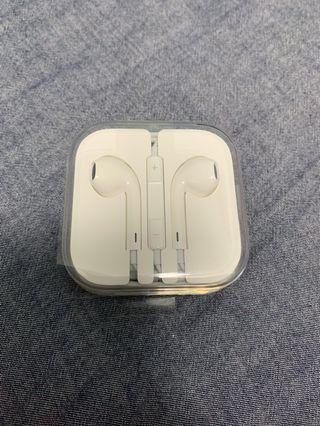 Apple原裝耳機 EarPods 3.5mm 全新 100%New