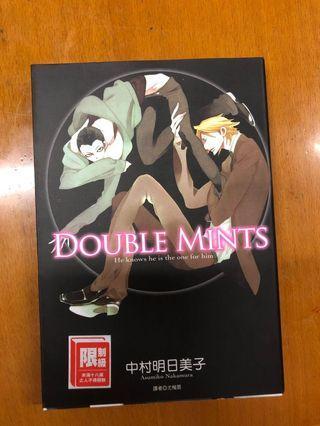 BL漫畫 中村明日美子 Double Mint