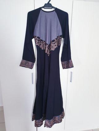 Embroided Abaya