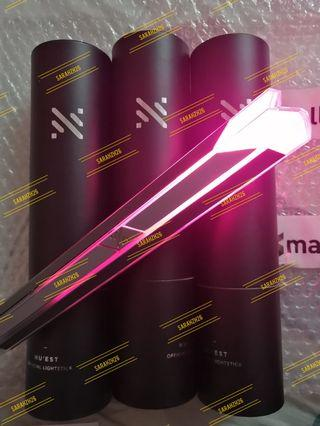 READY STOCK NU'EST NUEST OFFICIAL LIGHTSTICK
