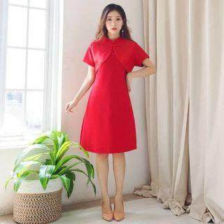BNWT Cath Cheongsam Shift Dress
