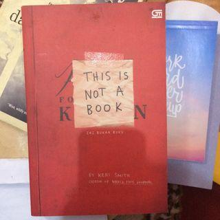 Buku this is not a book