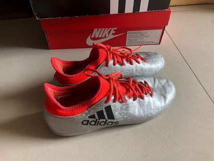 Sepatu Futsal Adidas X 16.3 Indoor Size 43 1/3