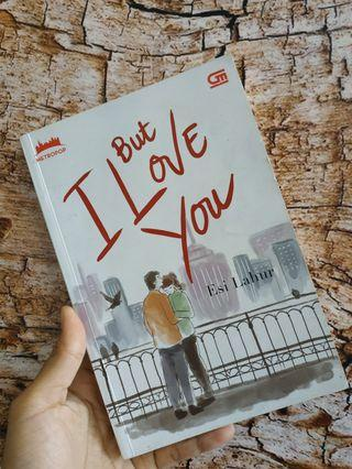 Novel remaja teenlit murah But I Love You