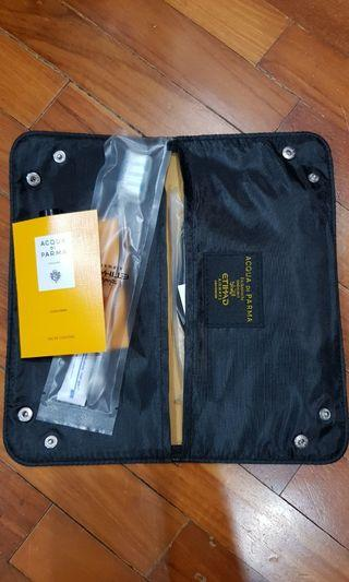 ACQUA di PARMA toiletries bag by Etihad