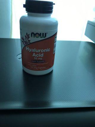 🚚 Hyaluronic acid 50 g. Exp 5/2022