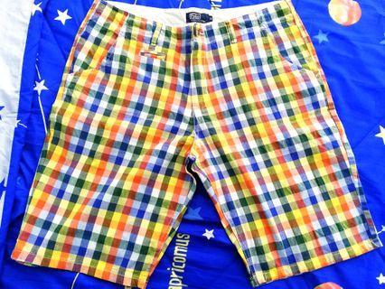 (Brand New!) Rainbow Tenured XL Dandy Walking Shorts