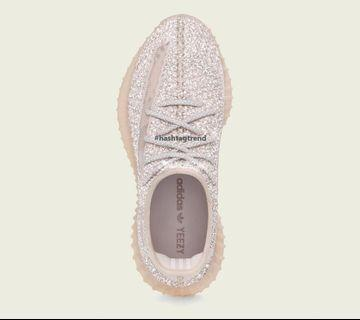 YEEZY BOOST 350 V2 'SYNTH' REFLECTIVE (ready stock) size:38-43