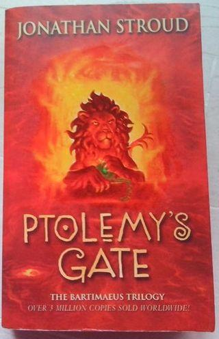 $1 book sales ptolemy's gates by jonathan stroud