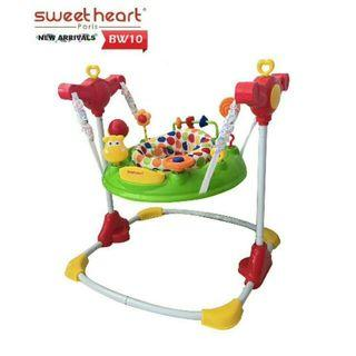 Baby Jumpers Jumperoo 360 Toys Music Brand Sweet Heart Paris