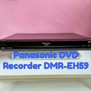 🚚 Panasonic DVD Player & Recorder