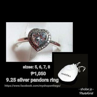 2106b2cb5 rings silver | Jewelry | Carousell Philippines