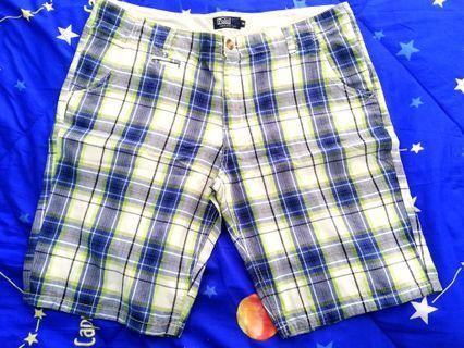 (Brand New!!) Luminescently Threaded Fashion Shorts