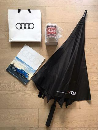 Audi $3000優惠券連禮物