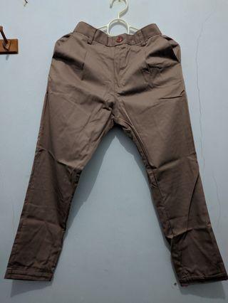 Baggy Pants / Celana Katun / Celana Bahan