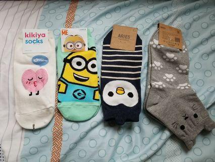 韓國製造 女裝襪子