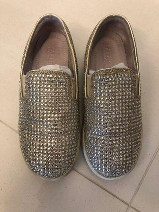 🚚 Pazzion Glittering Covered Shoes