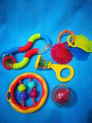 Assorted Baby Toys 102