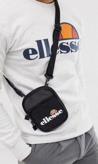 bnip ellesse templeton small flight bag