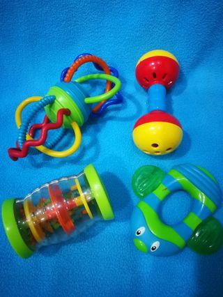 Assorted Baby Toys 103