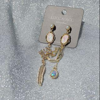 0618 Korean Silver Post Earrings RM15-30