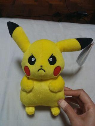 New w Tag Pokemon Pikachu Plush Tomy