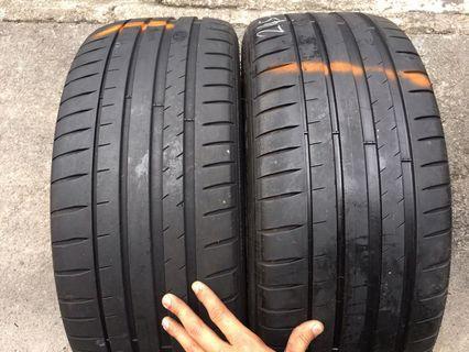 245/45/18 Michelin Pilot Sport 4