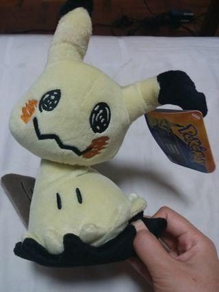 New w Tag Pokemon Mimikyu plush Tomy